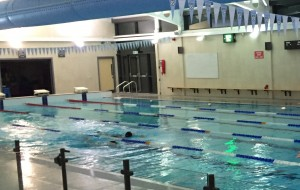 Swimming Drills for Winter