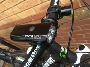 Lezyne lights