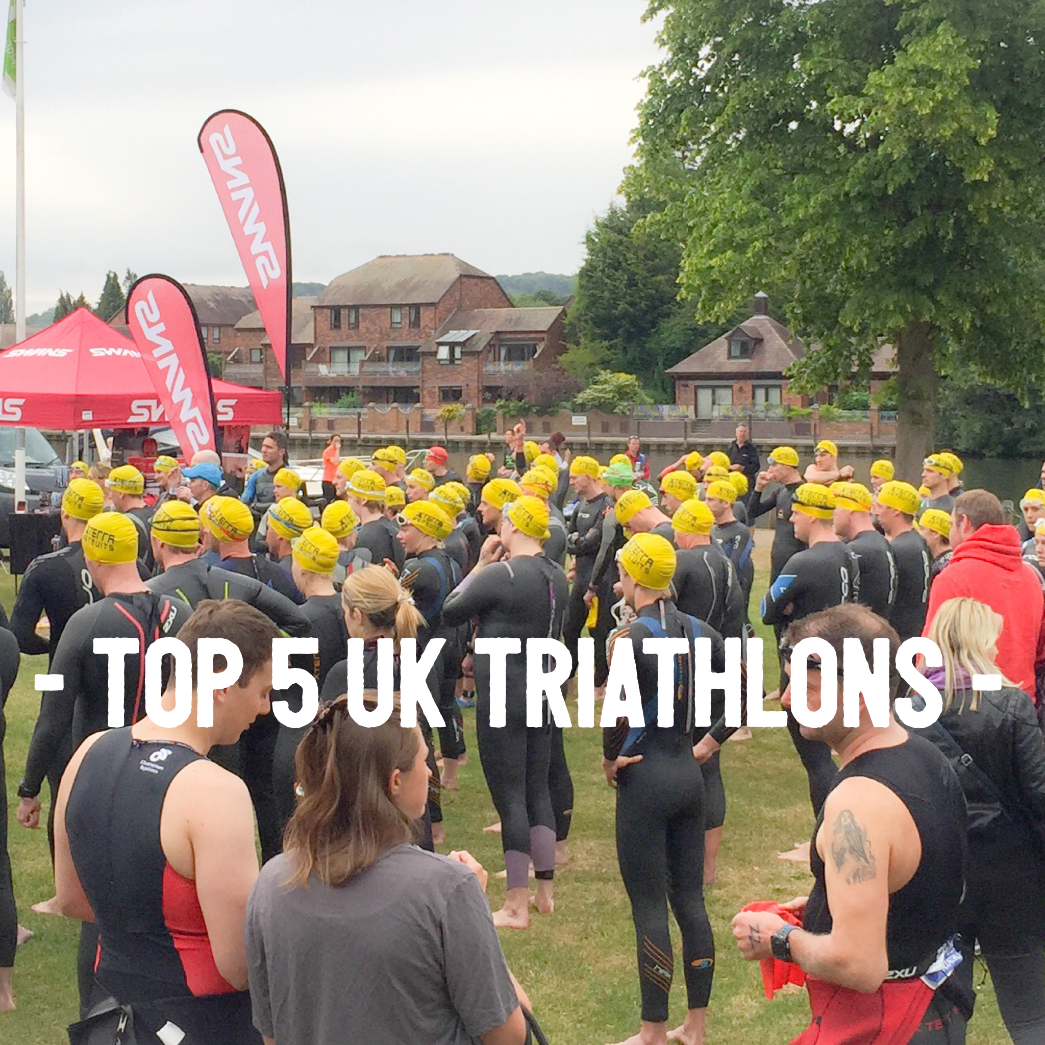 UK triathlons