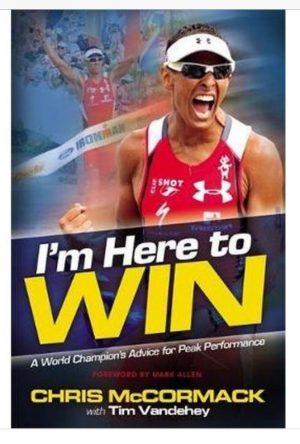 I'm Here To Win by Chris McCormack Book Review
