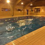 January Swimming Training session