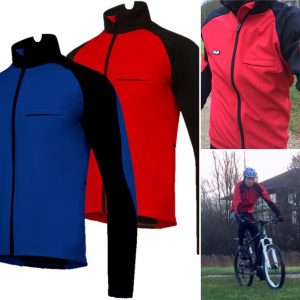 D2D Cycling Jacket
