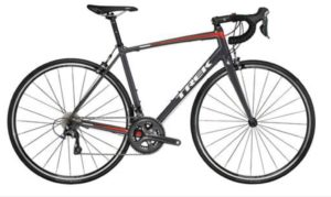 Trek road bike for £1000