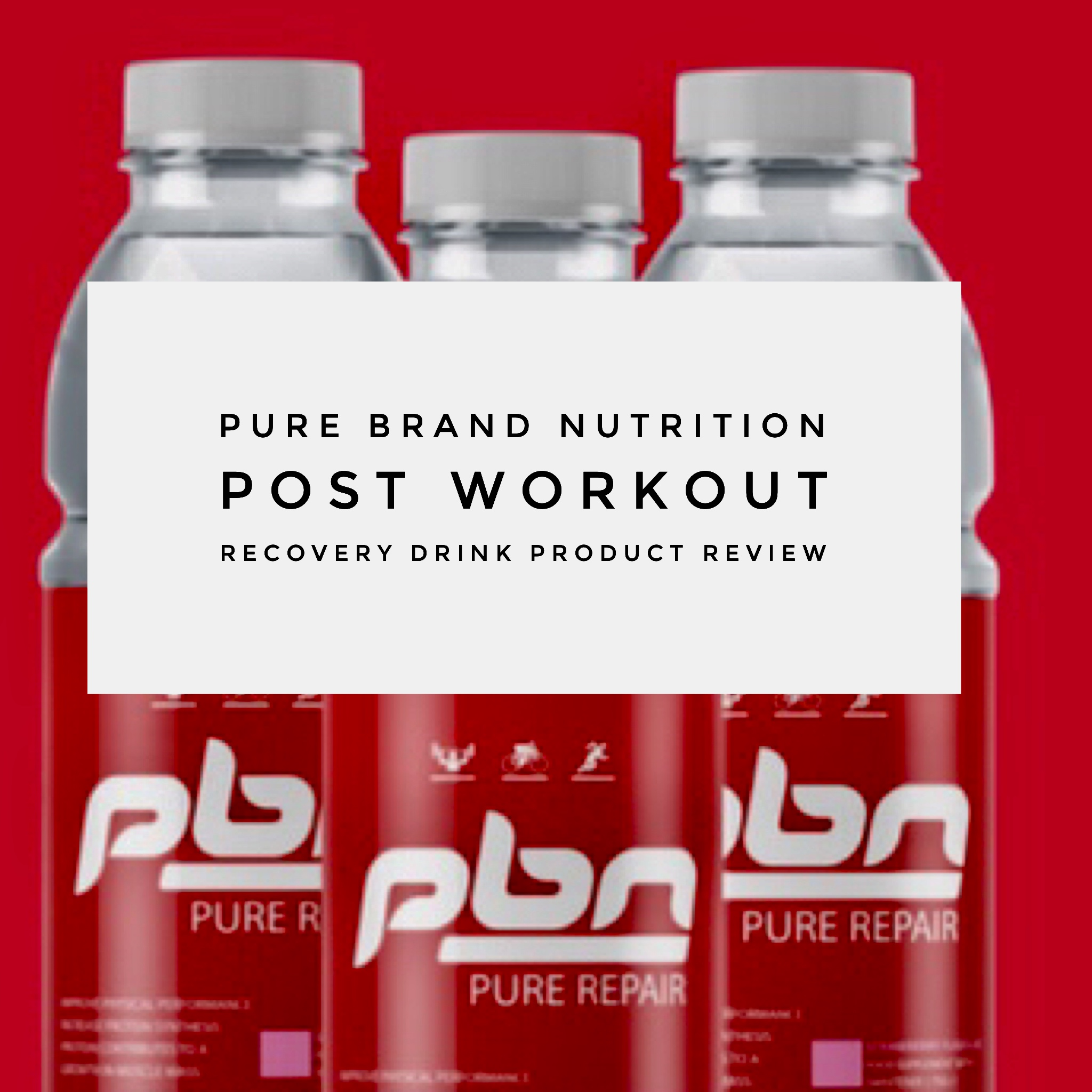 Pure Brand Nutrition Product Review