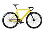 Mango belt drive bicycle