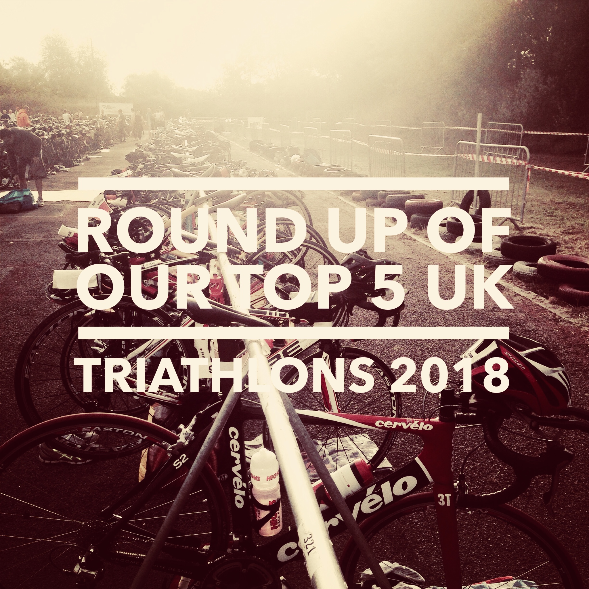 Top 5 UK Triathlons