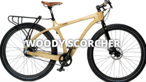 Woody Scorcher Belt Drive Bike