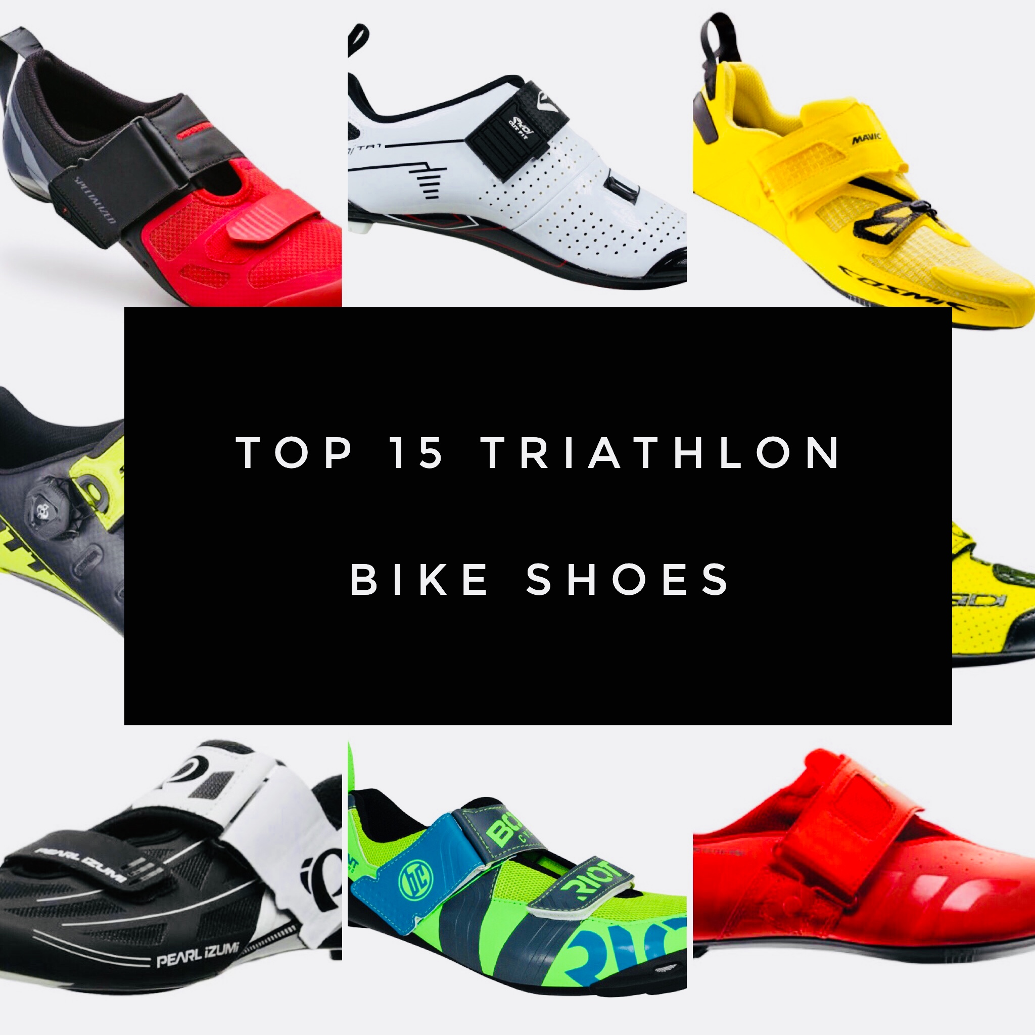 Round up of the best Triathlon Bike Shoe