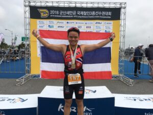 ASTC Gunsan long distance triathlon