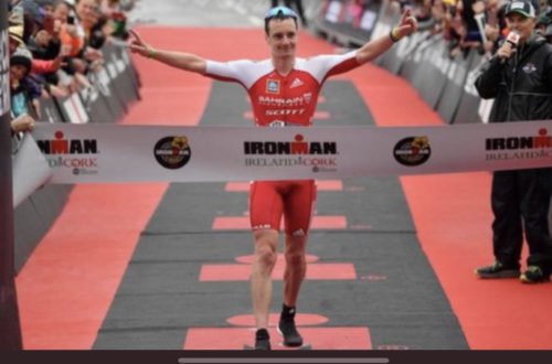 Alistair Brownlee Wins in Ireland