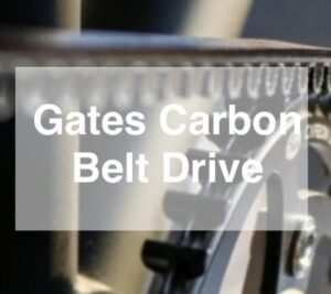 Gates Carbon belt drive