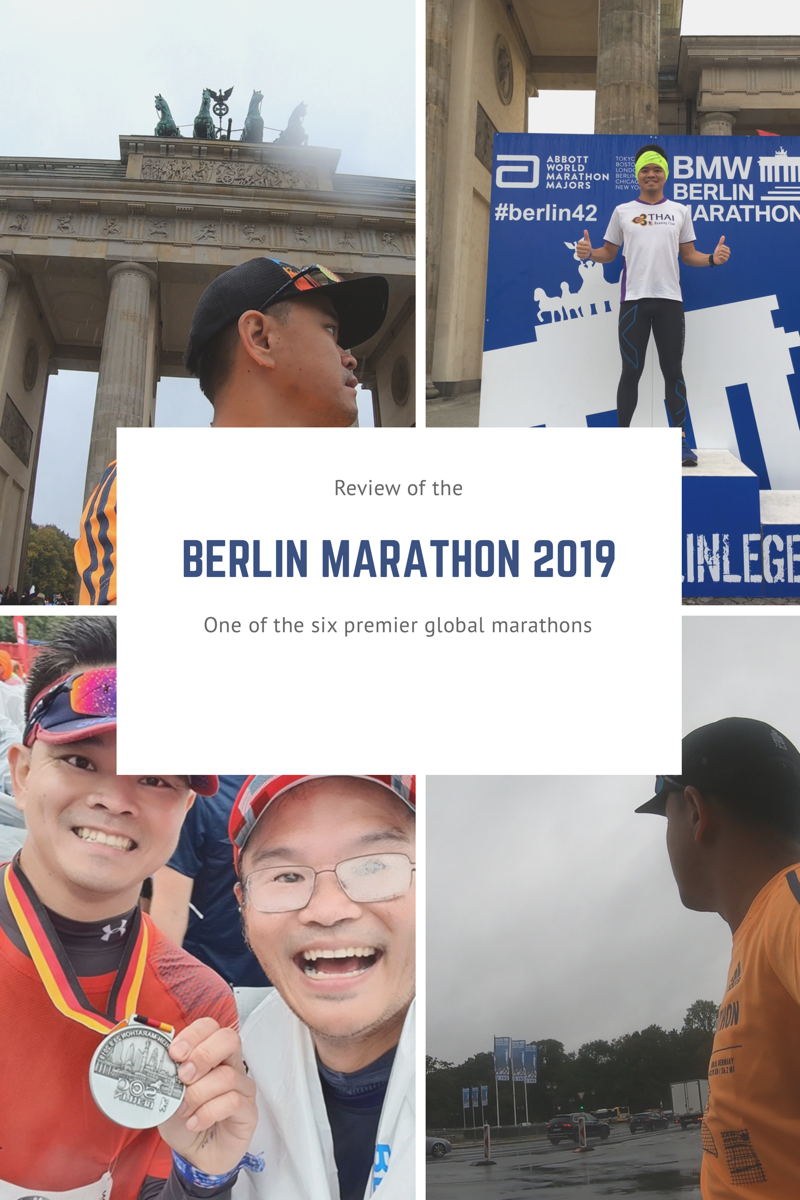 Review of the Berlin Marathon