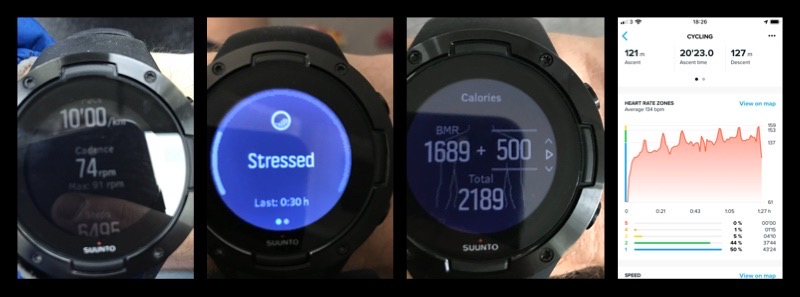 Living with the Suunto 5 Watch