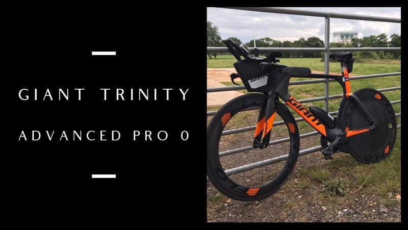 Giant Trinity Advanced Bike Review