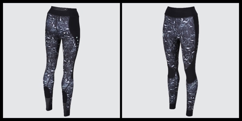 Running in the Zone3 RX3 compression tights