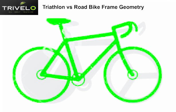 Triathlon-vs-Road-Bike-Frame-Geometry