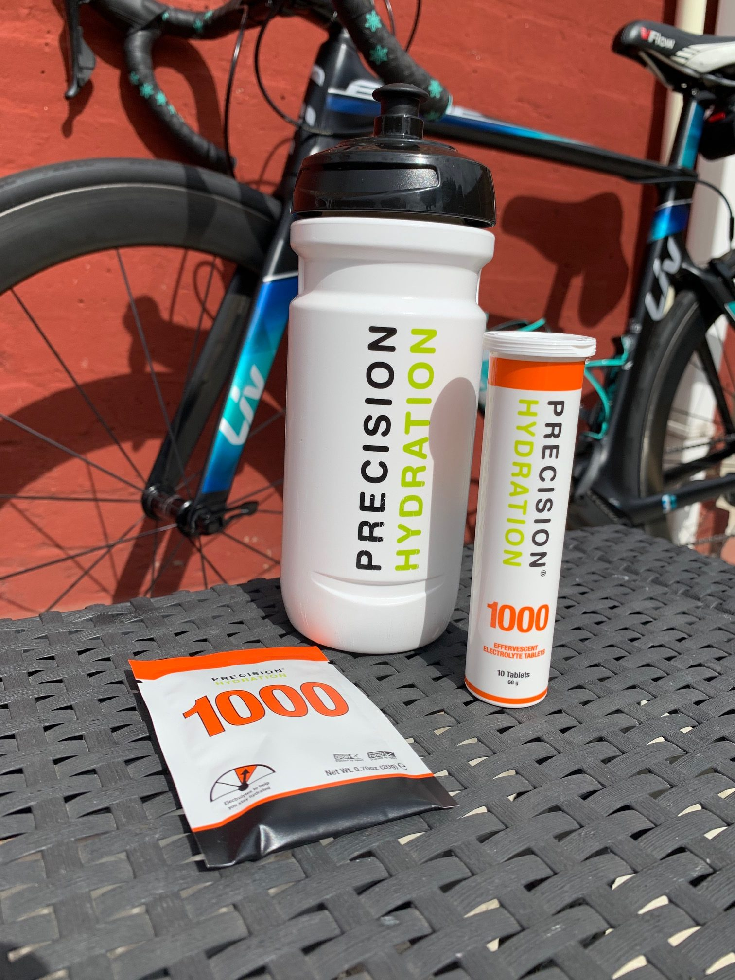 Precision-Hydration-Pack