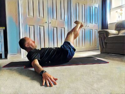 Windscreen wipers oblique core workout