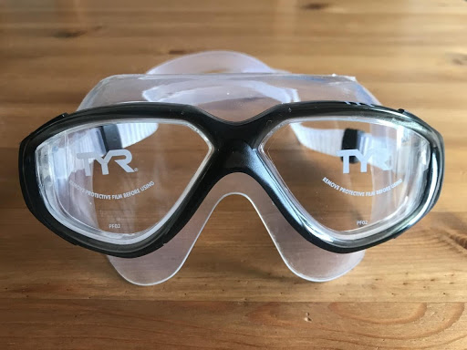 TYR-Swim-Mask-Review
