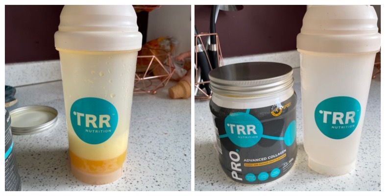 TRR Nutrition review